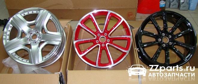 Оригинальные литые диски для New Bentley Continental GT 2010, R20