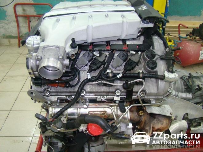 Двигатель Bentley + турбины + АКПП