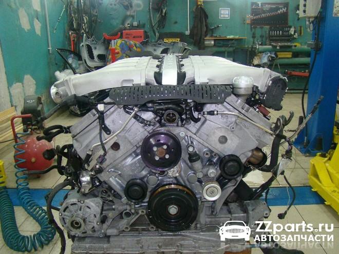 Двигатель Бентли + турбины + АКПП
