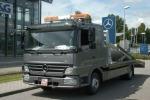 Экономичные и мощные грузовики Мерседес