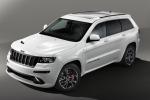 Пополнение в линейке Jeep: Grand Cherokee Trackhawk