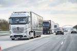 Автопилот для грузовых авто от Daimler